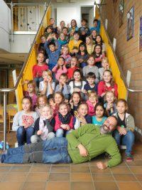 Chorkonzert in der Schule