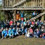 Klassenfahrt der 4a und 4b 2016 nach Hinsbeck
