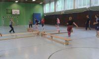 Sportfortbildung im Lehrerkollegium